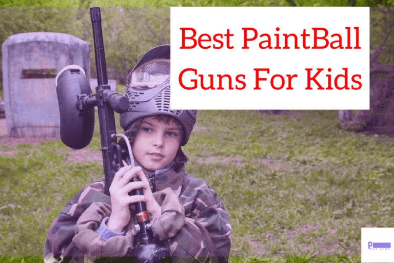 Best Paintball Guns For Kids 2020 Read This Before Letting Your Kids Play