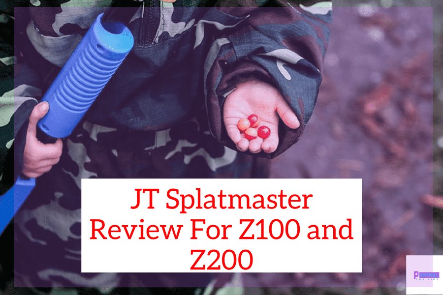 JT Splatmaster Review For Z100 and Z200