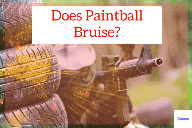 Does Paintball Bruise?