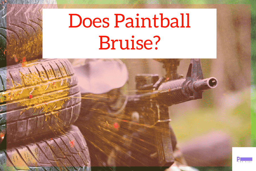 Does Paintball Bruise